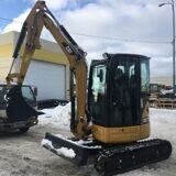 Мини экскаватор Caterpillar 303.5E CR